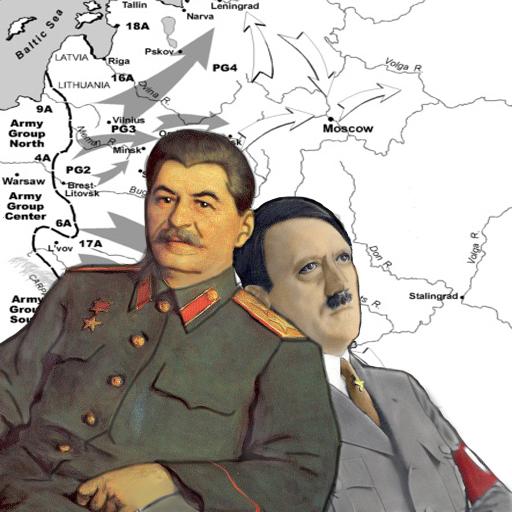 那年元首和斯大林那点事转图片
