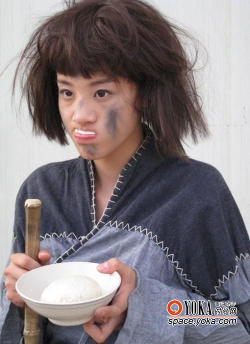 捡到个美女乞丐。转! 青冈吧