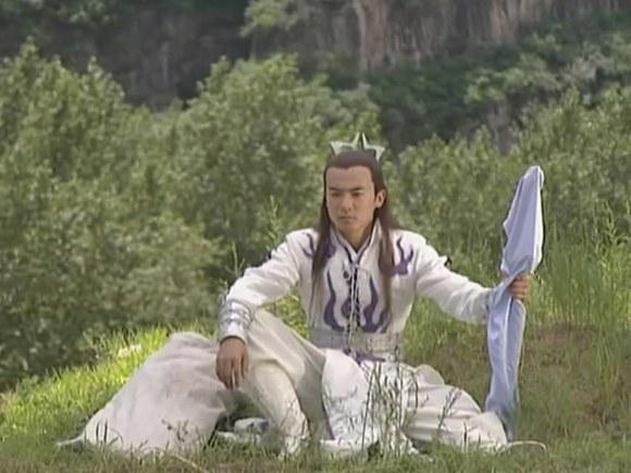 【口水】那些白衣飘飘的古装美男图片