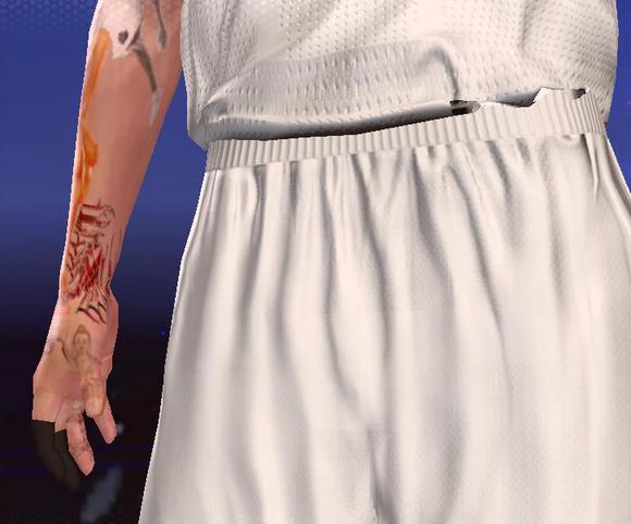 发帖纪念一下我的纹身狂魔小孙悦图片