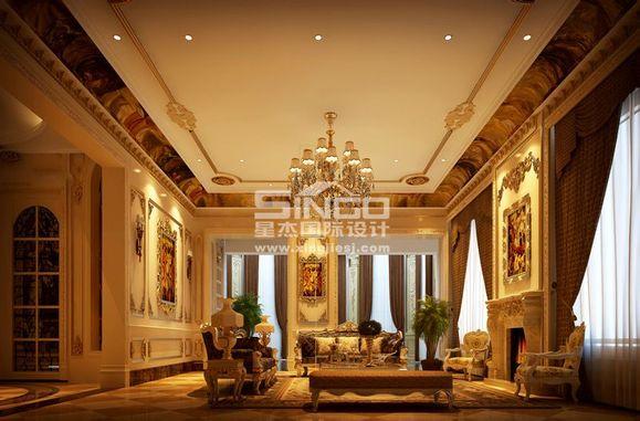 【法式装修风格】10款经典别墅法式装修风格案例解析图片