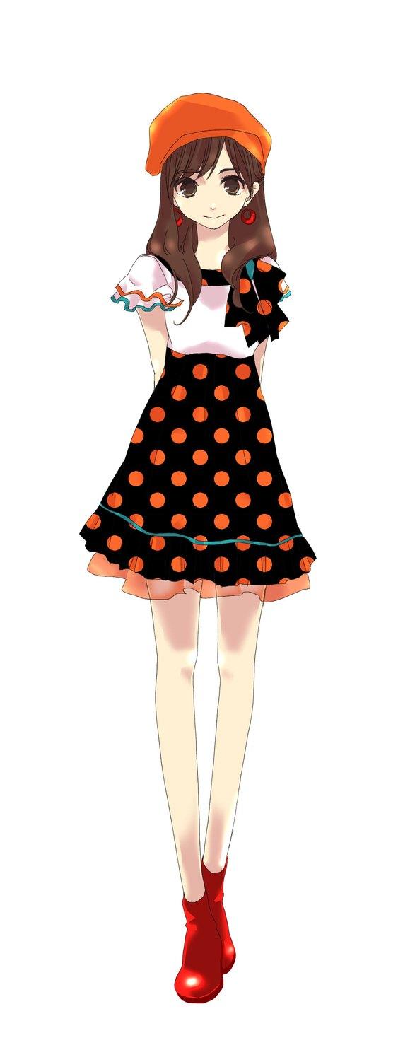 日本美少女组合akb48的漫画风