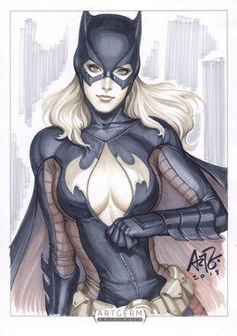 为美国超级英雄动漫作品《蝙蝠侠》中的正派重要人物