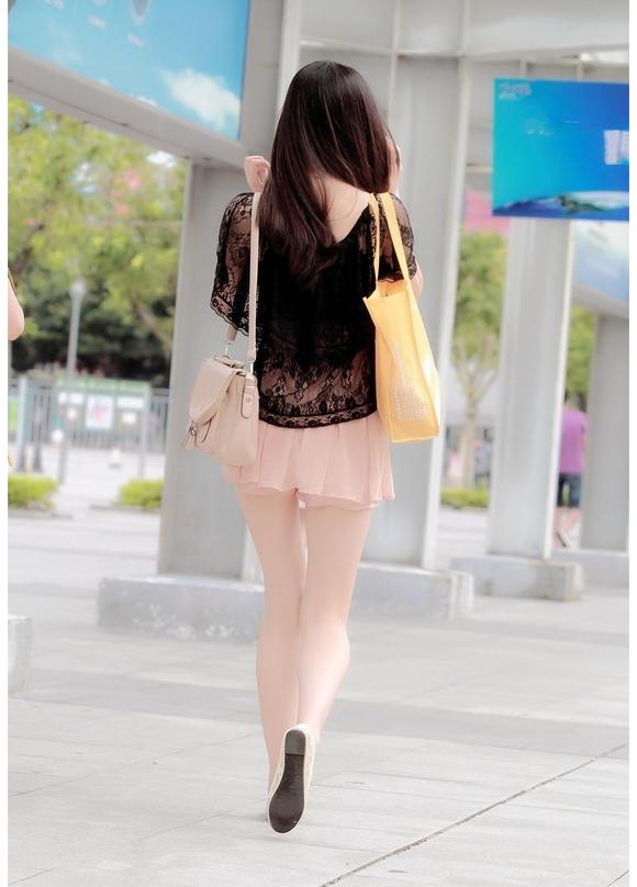 重庆美女最新街拍第二弹