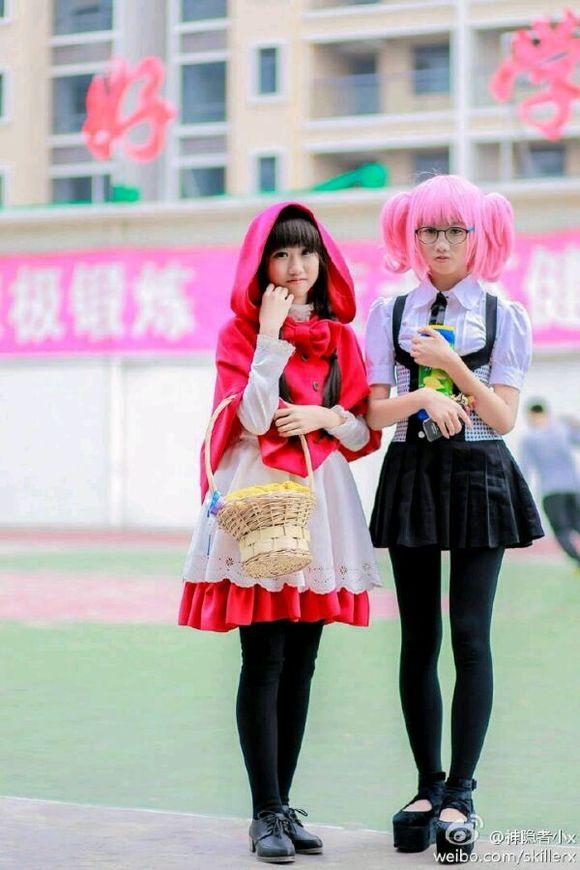 [求]#境彼#新堂爱#妖狐x仆ss#歌留多制服or毛衣_上海cos买高清图片