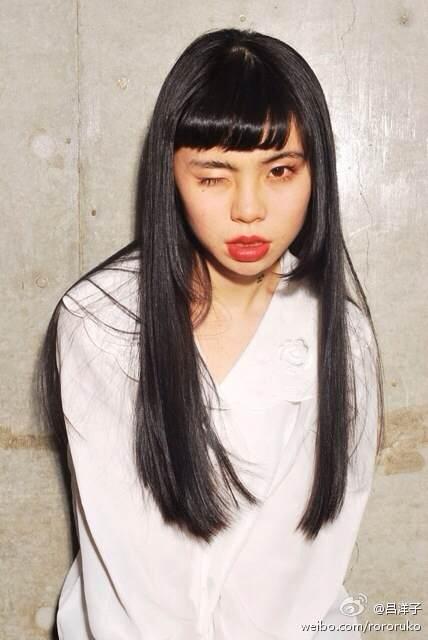 【发型】来自二次元的软妹发型图片