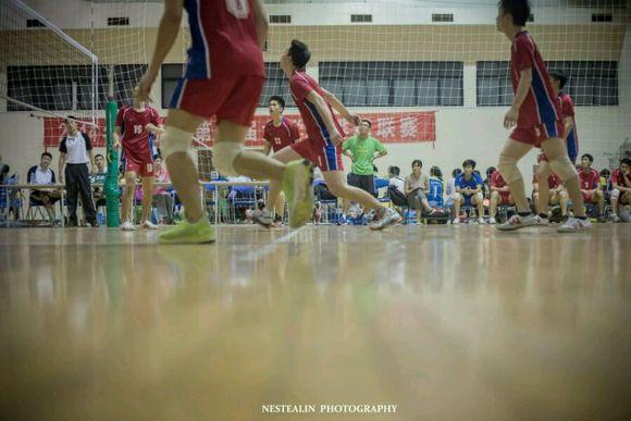 由校排球队的伙伴们成立的排球协会 多次在大学生排球联赛中获奖 有