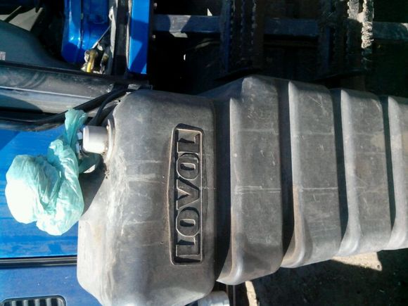 福田雷沃m1354 g多图 拖拉机吧 百度贴吧 高清图片