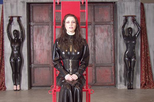 乳胶衣乳胶衣图片透明乳胶衣美女乳胶衣模特