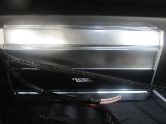 雪弗兰科帕奇音响改装方案 汽车音响改装案例 汽车音响吧 高清图片