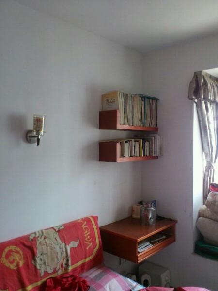 我的小房间从此就要尘封了.图片