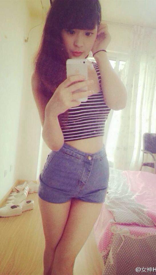 极品身材 美女热裤