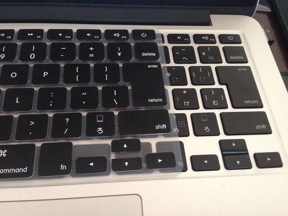 关于日版macbook pro 日版键盘改美式键盘的简单方法图片