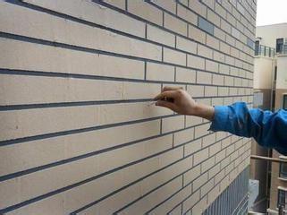农村房屋外墙真石漆 喷砂 效果图 罗阳吧 百度贴吧 高清图片