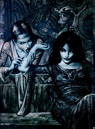 君不见【暮光之城】里面的吸血鬼哪个不是俊男美女?