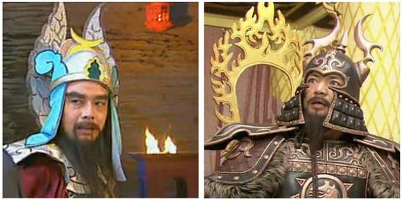 对比:《西游记后传》与《石回复》相同或相似人物敢当渭南室内设计图片