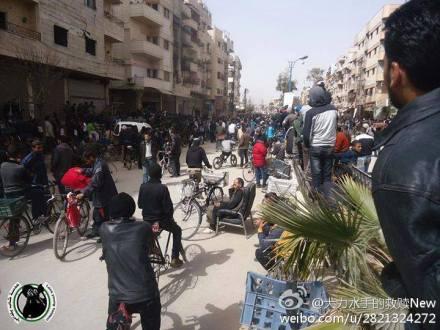 叙利亚 战争 战报 贴 叙利亚 阿勒颇 现 65 具 尸体