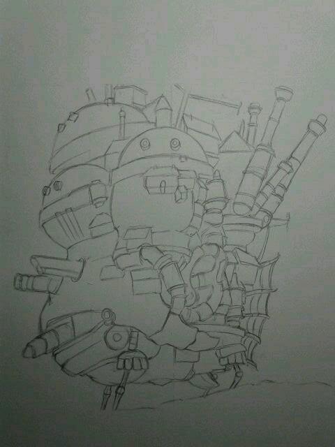 一些宫崎骏动画的图图片
