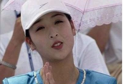 朝鲜第一美女郑美香 完爆天朝各黑木耳