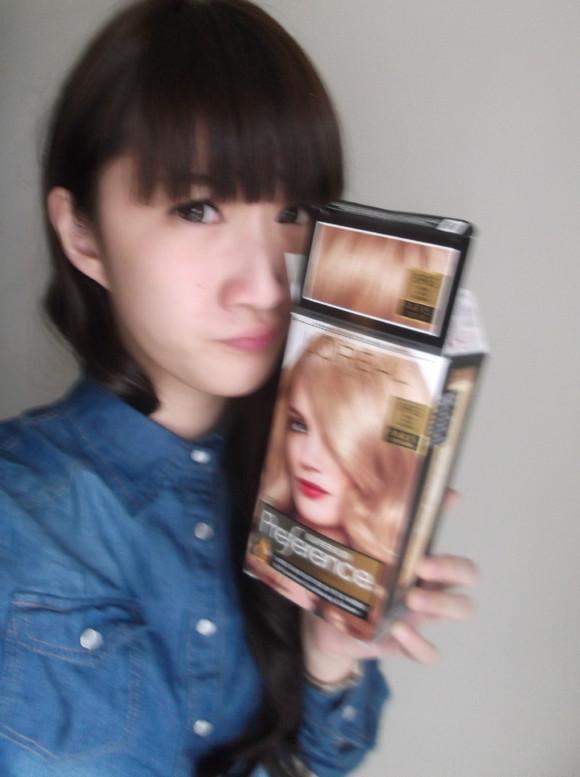 为什么我不能变成照片上的金发美女!我不是非主流!