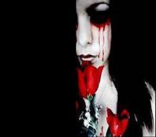 哪怕是在痛极的时候,也只是一味的冷笑,强忍着要落泪的冲动,将眼中的图片