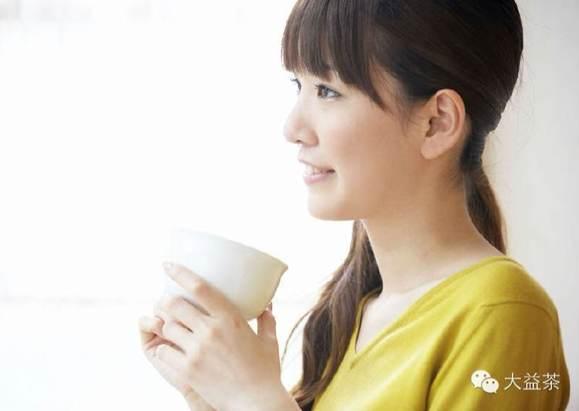 爱喝茶的女人不会老