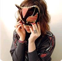欧美面具女头像 南昌二十二中吧