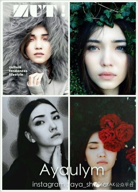 gram 上的哈萨克斯坦帅哥美女图片