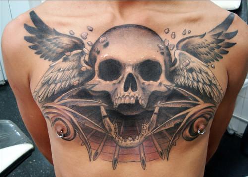 【纹身】一些自己喜爱的纹身图案图片