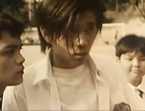 古惑仔1人在江湖里的少年陈浩南的演员是谁?叫什么?图片