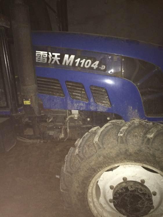 雷沃1104 拖拉机吧 百度贴吧 高清图片
