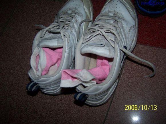 【女生穿过的袜子】重口味