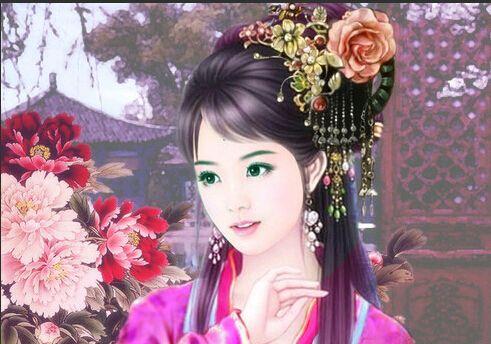 【飞・魔幻】求古装美女图