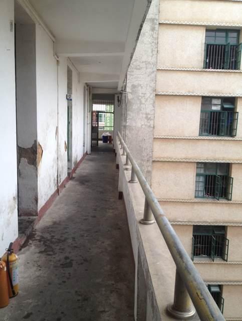 集美大学最垃圾宿舍楼图片