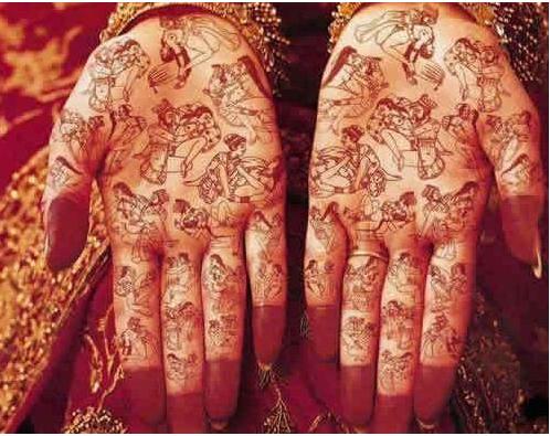 画 手 小白 的 处女 画集 青花 上 一 次 用 印度 墨 画 ...