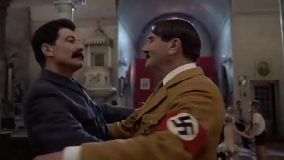 元首和斯大林终于在一起了!有图有真相图片
