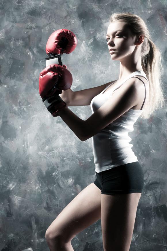 搏击格斗散打泰拳空手道跆拳道