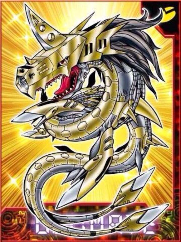 感觉神道炼心龙有点像钢铁海龙兽有图有真相_龙血战神吧_高清图片