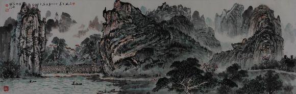 牛眼看世界,痴心品文化 陈伟元 文人画是中国画里不可图片
