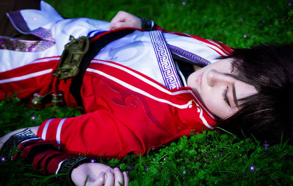 cosplay#画江湖之不良人#【立初x猫控x必撞】图片