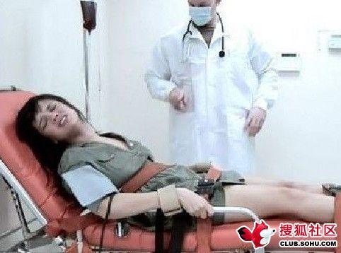 中国第一个执行注射死刑的美女囚犯全过程