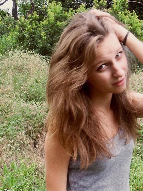 我刚聊的一位乌克兰的美女