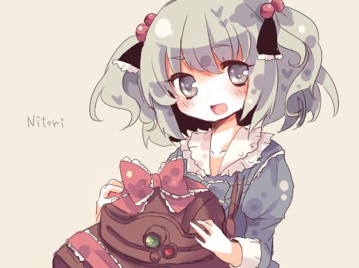 迟到的情人节巧克力