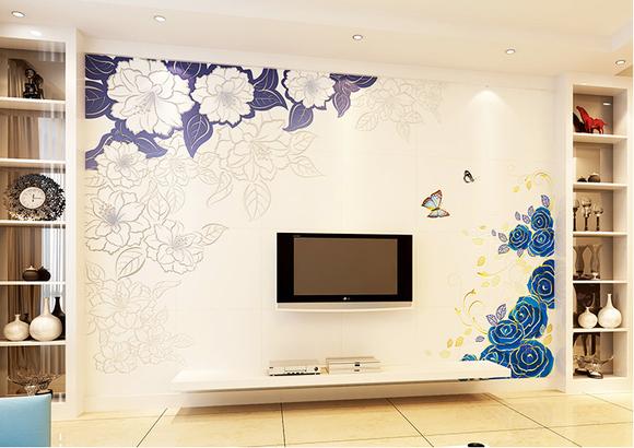 家里装修,房子 amp xf3e0 是三层连排的,外墙贴瓷砖还是喷高清图片
