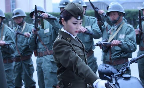 【细数】谍战剧中的美女