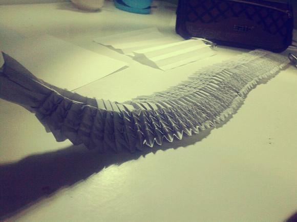 折纸龙头_龙年龙头折纸+我图网创意设计交流社区 ...