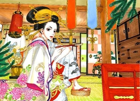 【八一八】日本的美女漫画家