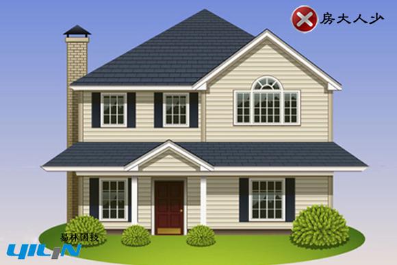 图解不利的住宅风水文/易林国技 住宅风水对居住人的健康和高清图片