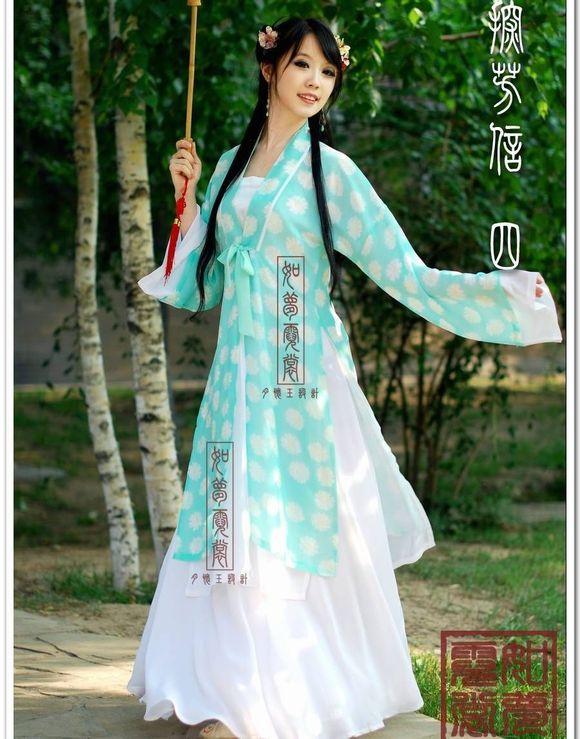 【左展书·转】汉服是中华几千年的智慧结晶图片