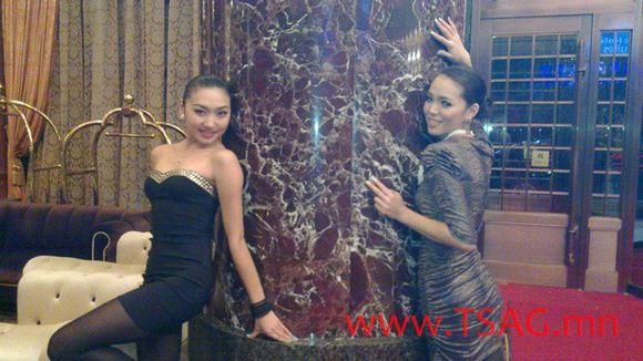 蒙古国美女组图